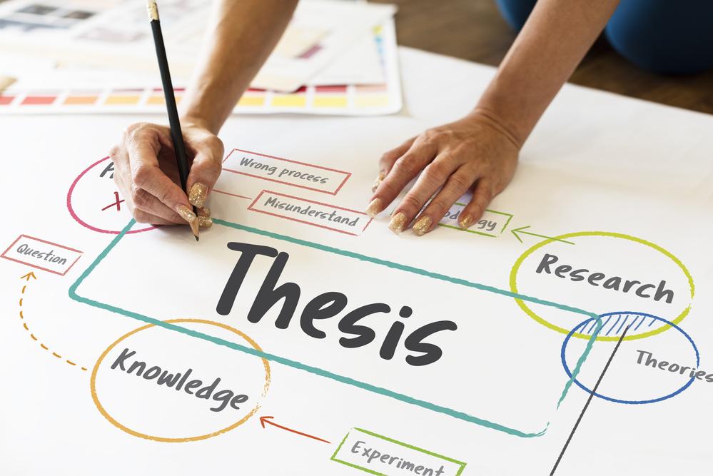 как писать тезисы