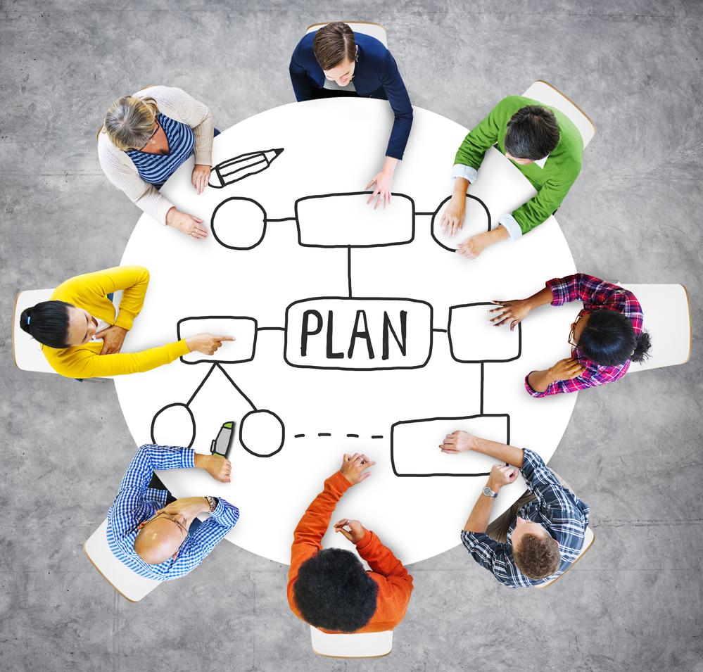 як написати план