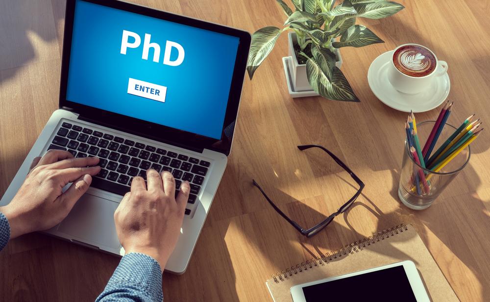 диссертация phd